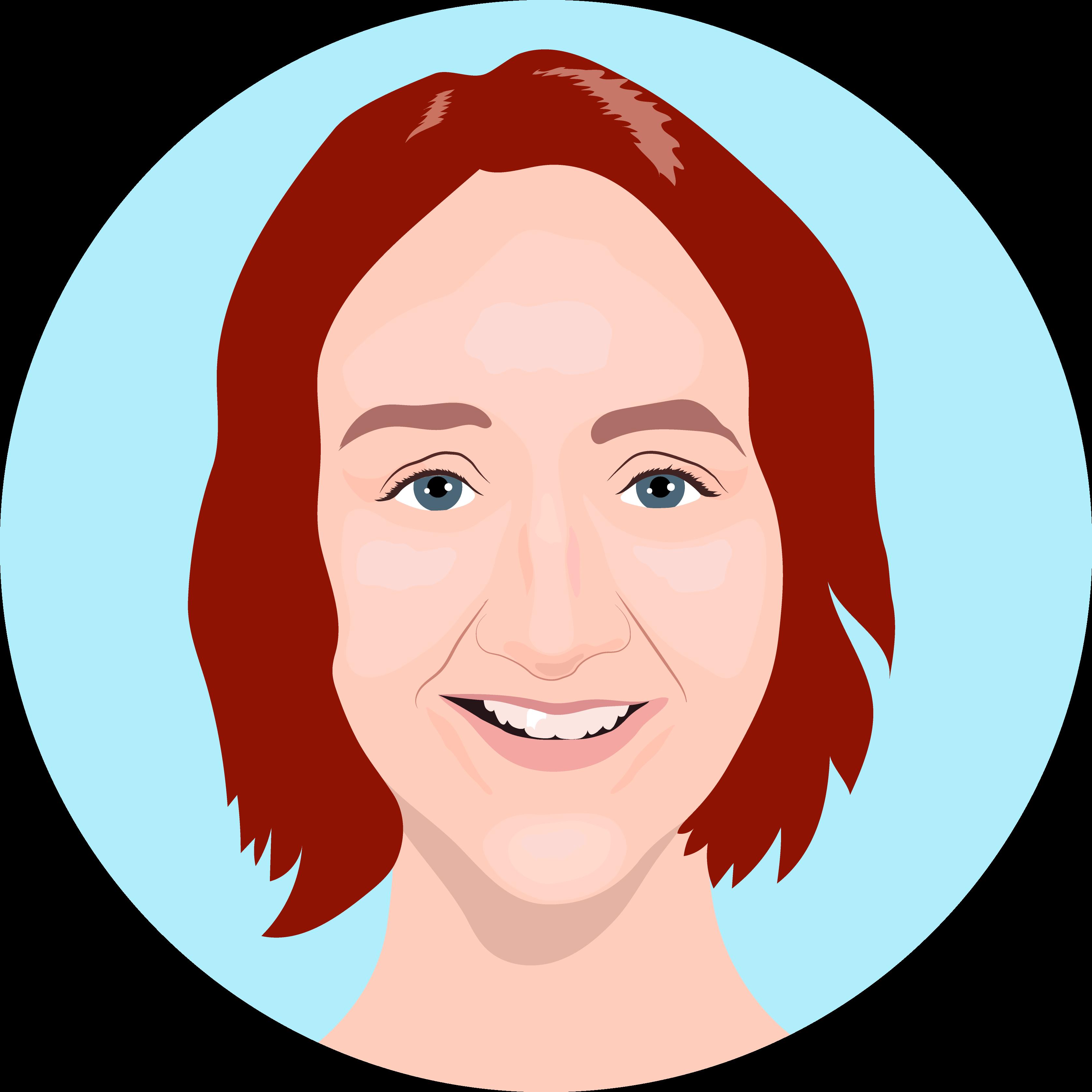 Animated photo of Psoda member Rhona Aylward