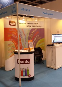 A Trip to Asia: Psoda's stand at the Hong Kong Expo
