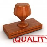 Audit - quality assurance stamp