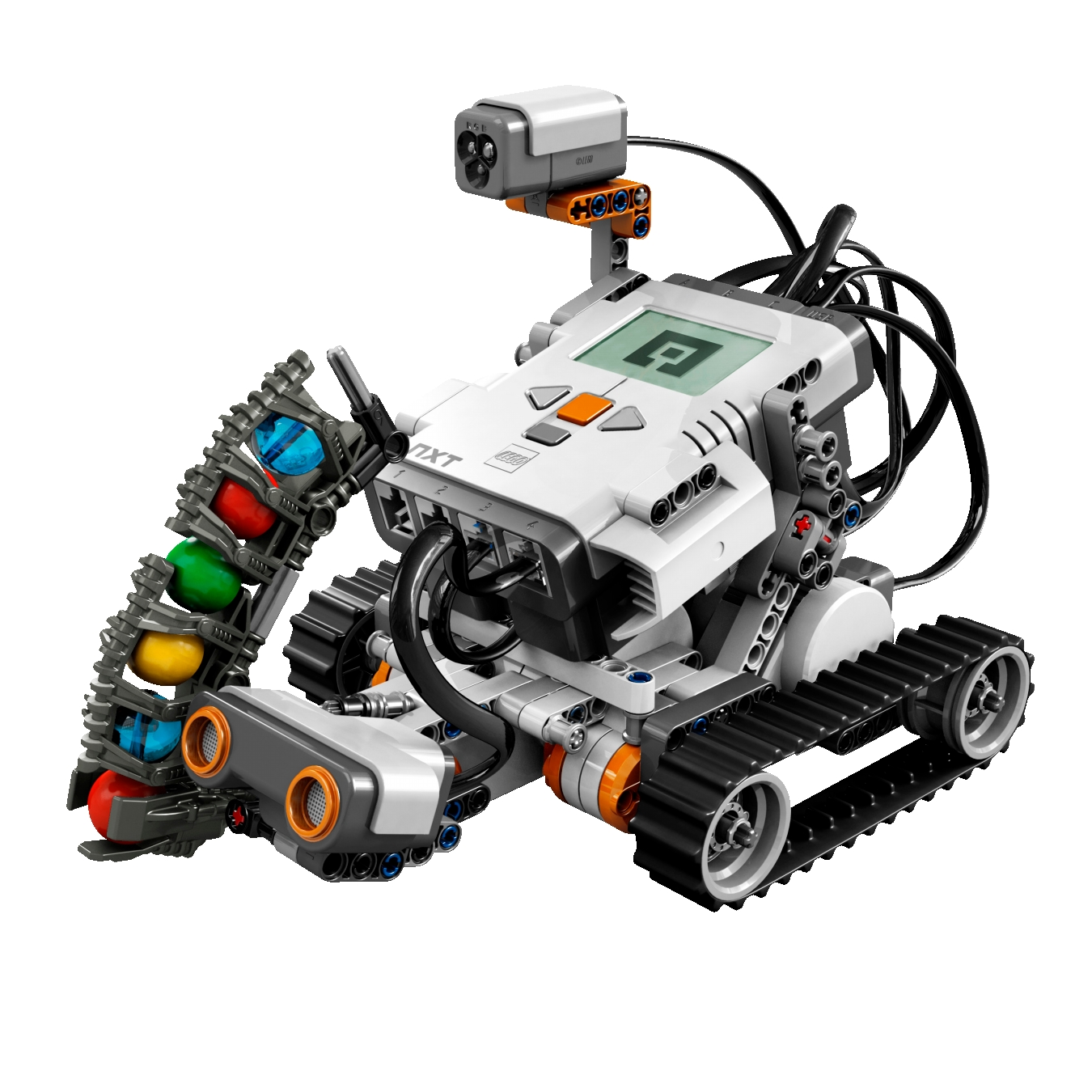 Summer of Tech Interns: Lego Mindstorm robot