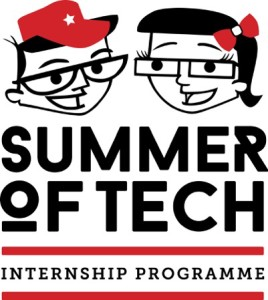 Hackfest: Summer of Tech internship event