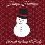 Happy holidays from Psoda