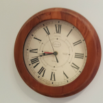 Photo of the Psoda clock