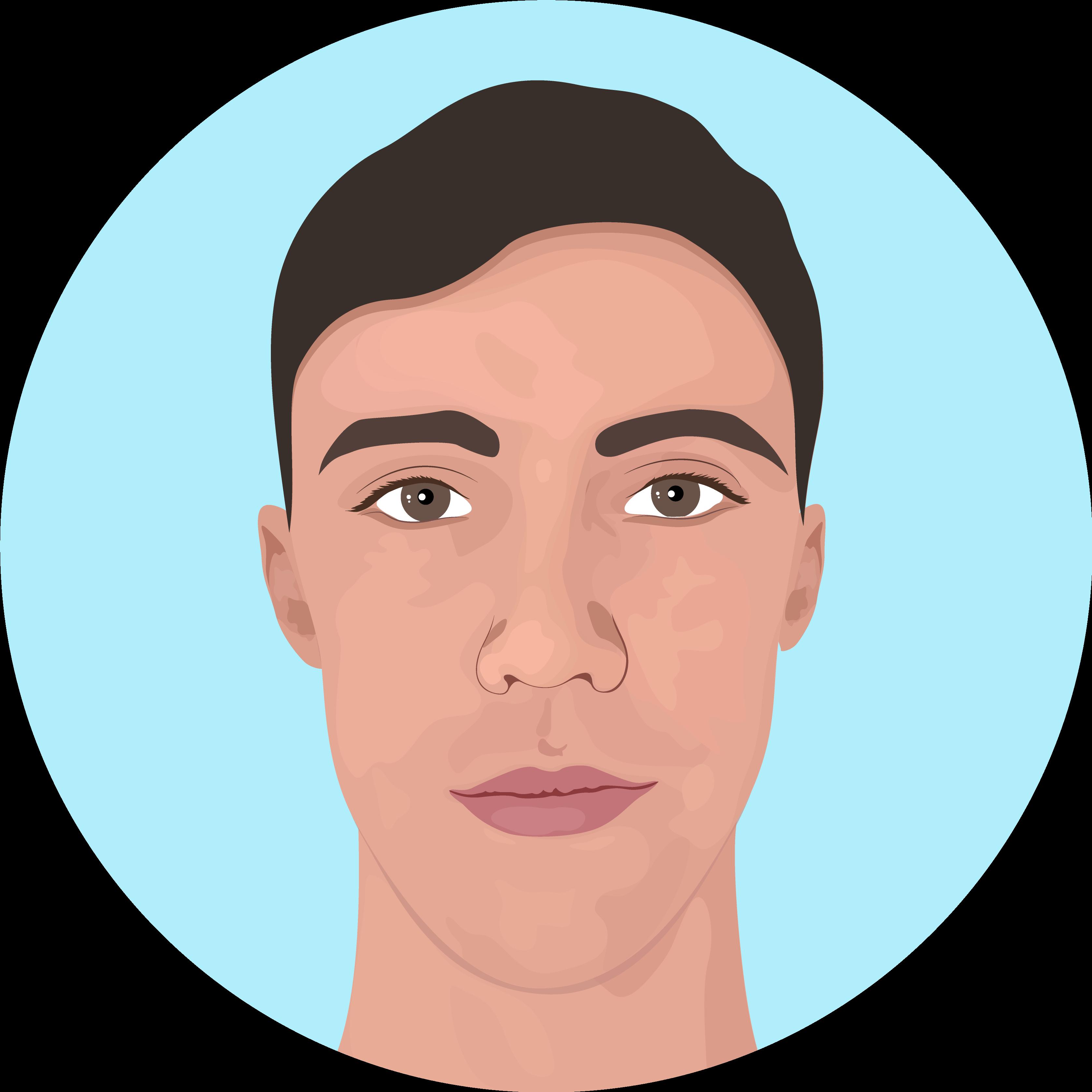 Animated photo of Psoda member Will Donaldson