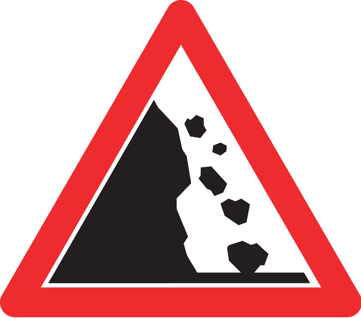 Rockfall: project failing
