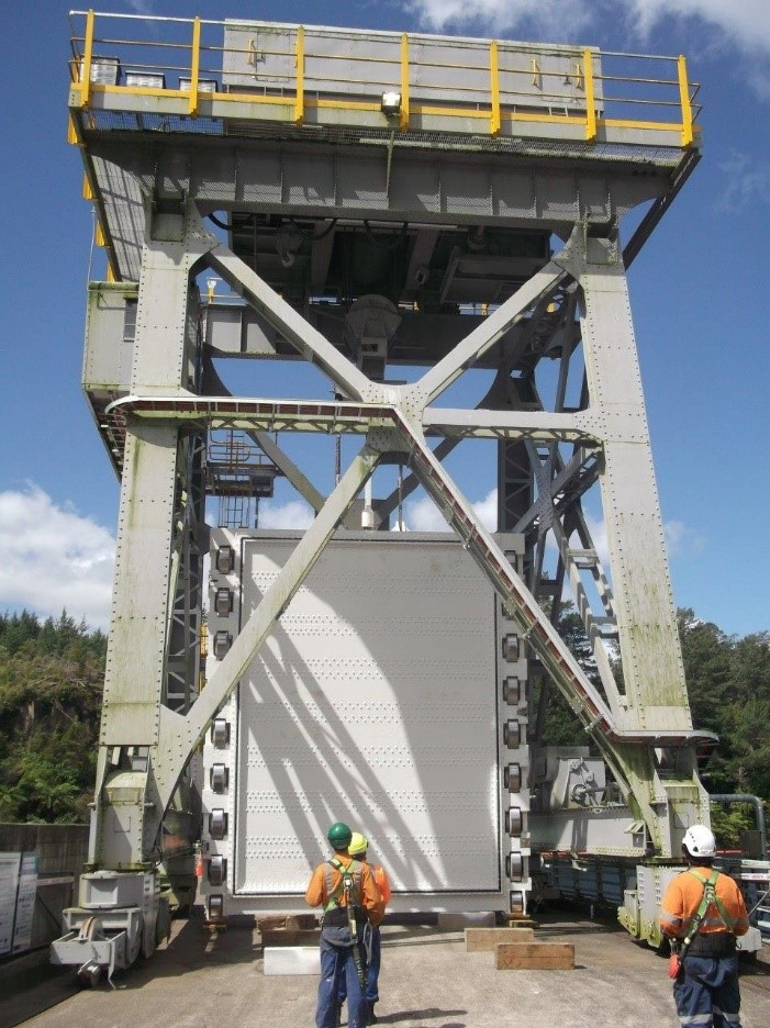 2018 Psoda project of the year award finalist profile Mercury refurbished headgate