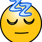 Project report - sleeping emoji