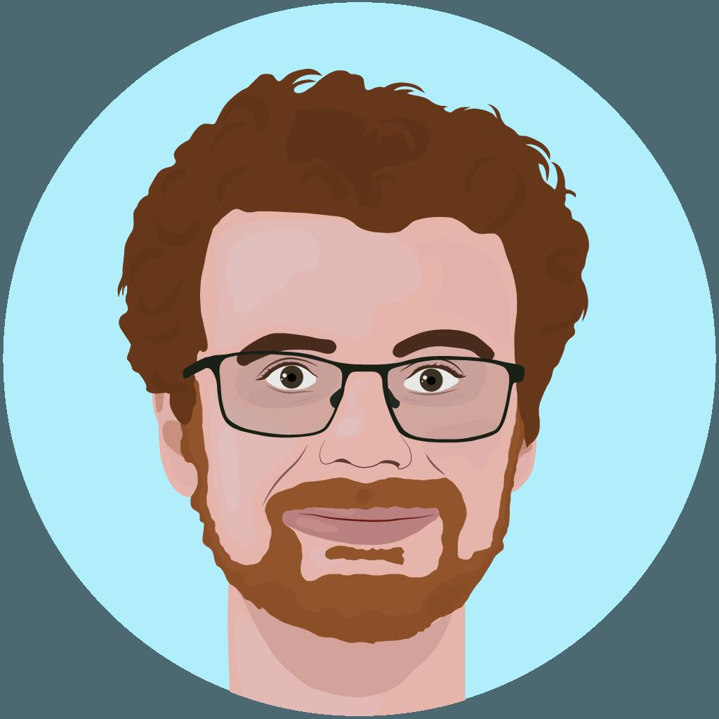 Animated photo of Psoda member Logan Barnett