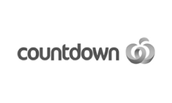 Psoda home page - grey Countdown logo