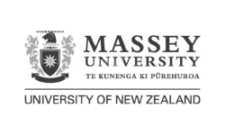 Psoda home page - grey Massey University logo