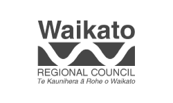 Psoda home page - grey Waikato Regional Council logo